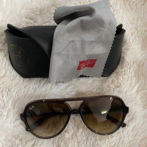 🍒Ray-Ban RB4125 fast shipping except holidays